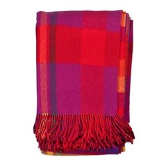 I pinned this Autumn Throw in Rainbow from the T. Lockman event at Joss and Main!
