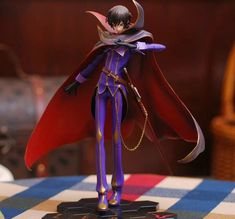 Code Geass Lelouch Lamperouge Zero Action Figures PVC brinquedos Collection Figures toys for christmas gift Code Geass, Vinyl Figures, Action Figures, Lelouch Vi Britannia, Lelouch Lamperouge, Ghost Faces, Anime Toys, Anime Figurines, Anime Merchandise