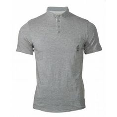 BASE POLO (GREY MARL)