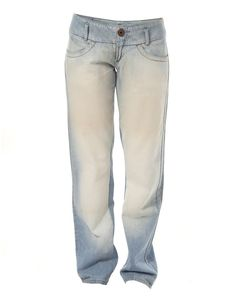 FOXY | Wide Leg Jeans in Bleach - Women - Style36  #RihannaStyle36 Wide Leg Jeans, Playing Dress Up, Rihanna, Superstar, Bleach, Womens Fashion, Pants, Dresses, Style