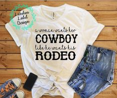 , combed and ringspun cotton, 30 singles Side seams, retail fit Unisex sizing Coverstitched v-neck and hemmed sleeves Shoulder-to-shoulder taping Cowgirl Shirts, Rodeo Shirts, Mom Shirts, T Shirts For Women, Games For Moms, Spirit Shirts, Distressed Tee, Muscle Tank Tops, Sports Mom