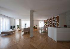 Reforma de un apartamento en Elche. La casita de Marc - COR asociados