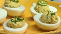 Dannon Oikos Curried Deviled Eggs Allrecipes.com   Love different kinds of deviled eggs and this seems like it would be a good one and less fattening, Yea!