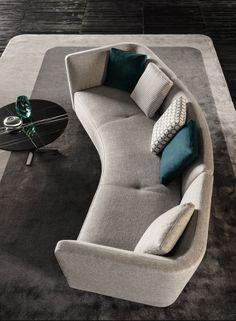 minotti seymour sofa   Interior design trends for 2015 #interiordesignideas #trendsdesign bykoket.com/home.php