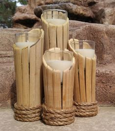 One well-known and timeless home component is the DIY bamboo handicraft. To realize the easy and unique DIY bamboo crafts that you want, one of the first steps Diy Bamboo, Bamboo Light, Bamboo Lamp, Bamboo Crafts, Bamboo Ideas, Diy Décoration, Easy Diy, Bamboo Furniture, Furniture Design