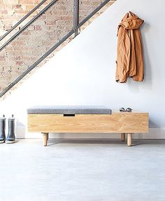 Mimico Storage Ottoman by Gus Modern at Lumens.com