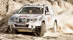 If you thought the Grand Vitara would always be the underdog among urban SUVs, think again. Its rally version has a few tricks up its sleeve Grand Vitara Suzuki, Lost In Transition, Off Road Tires, Suzuki Jimny, Car Magazine, Roll Cage, Auto News, Latest Cars, Rally Car