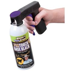 Weaver Hand Saver Aerosol Trigger - Handy tool makes spraying adhesives, paints and other aerosol grooming products convenient and easy on your hands.