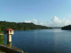 Lago Guajataca, Quebradillas, PR
