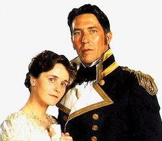 Anne Elliot and Captain Wentworth ...My favorite Jane Austen story