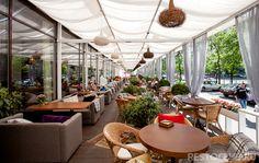 На проспекте Науки, недалеко от Гражданского открылось очередное заведение Food Retail Group – на этот раз с кухней стран Средней Азии.