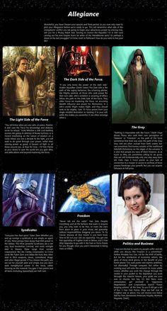 Star Wars CYOA V 0.1 - Imgur Star Wars Droids, Star Wars Rpg, Star Wars Jedi, Star Wars Jokes, Star Wars Facts, Star Wars Light, Star Wars Canon, Star Wars Outfits, Star Wars Images