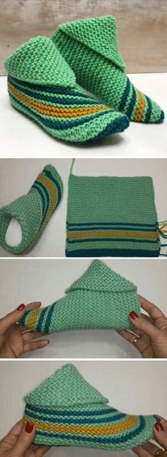 Loom Knitting, Knitting Stitches, Knitting Socks, Free Knitting, Baby Knitting, Free Crochet, Knitting Patterns, Knit Crochet, Crochet Patterns