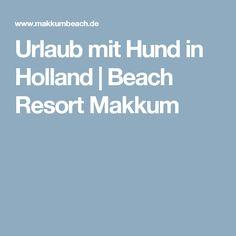 Urlaub mit Hund in Holland | Beach Resort Makkum