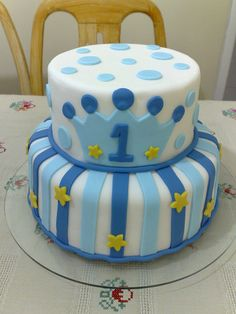 Prince cake NO LINK JUST A PIC