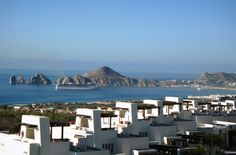 La Vista PH 302 - Cabo Corridor | This spectacular 3BDR, 3BA Penthouse has captured the most amazing panoramic views of the Arch, Sea of Cortez and City Lights. #SnellRealEstate