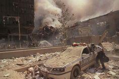 devastation on 9/11