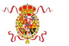 Bandera de la Armada Española de 1760 a 1785