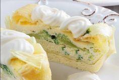 Receta Pastel de Puerros y Mayonesa Ybarra - Ybarra en tu cocina