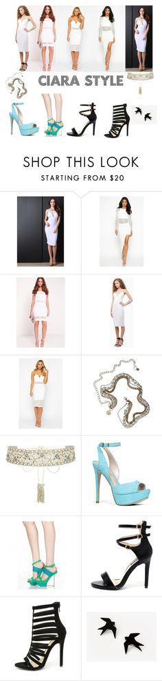 """Ciara Style Inspiration"" by themitchhilsociety on Polyvore featuring Tobi, Monsoon, ALDO, DbDk and Liliana"