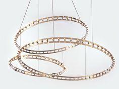 Подвесной светильник CITADEL COMPOSITION by Quasar дизайн Jan Pauwels