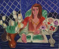 Henri Matisse. 1869 Le Cateau - 1954 Nizza.