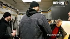 """Boston Bruins @NHLBruins   """"Right from the start, Bruins players & staff go out of the way to make Andrej feel a part of the family"""" #BehindTheB"""