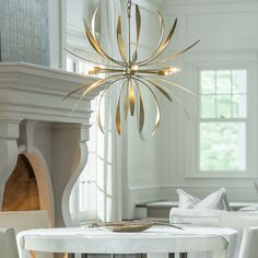 Hubbardton Forge's 2019 Intro of the Dahlia chandelier is a proven seller although it's only April. If you don't currently have these items already on-display or on-order, please contact us. Master Bedroom Chandelier, Lights Please, Led Ceiling, Drum Shade, Candle Sconces, Lighting Design, Wall Lights, Bulb, Shades