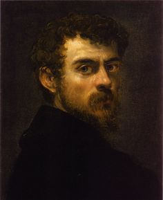 """Tintoretto - """"Autoritratto"""""""