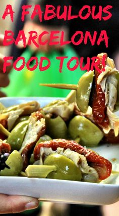 I loved the Devour Barcelona food tour of the Gracia district in Barcelona. Food tours are a wonderful way to get an insight into a city and a country. Read about my foodie tour in Barcelona!