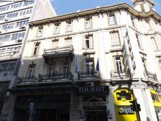 Tourist Hotel Thessaloniki, Hotels, Street View
