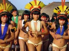 Yawalapiti tribe women nude recommend you