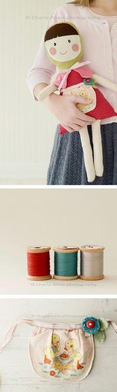 I love any crafts involving felt! by marian