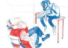 Sketchbook 1 on Behance