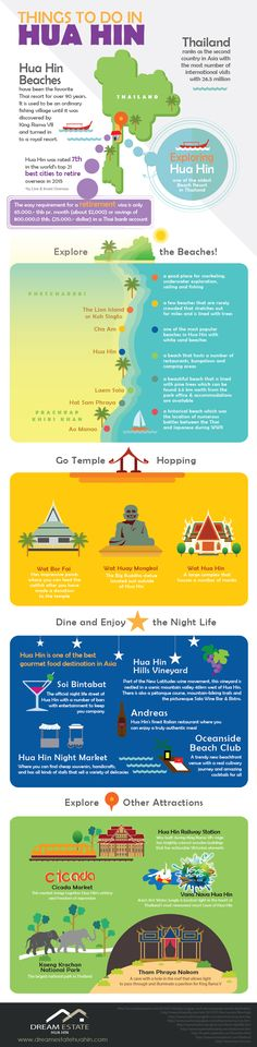 Things to Do in Hua Hin - When it comes to tourism, there is without a doubt that Thailand is one of the most visited countries in the world by tourists. There is something about the country that makes it a favorite tourist destination. Most people would only care to know about Bangkok or Phuket but little did they know that the entirety of Thailand boasts a number of wonders and Hua Hin is one of them.
