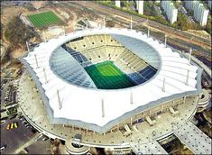 Soccer Tips. One of the greatest sports on the planet is soccer, generally known as football in numerous nations around the world. Soccer Stadium, Football Stadiums, Soccer Skills, Soccer Tips, Countries Around The World, Around The Worlds, Fifa, World Cup Stadiums, Stadium Architecture