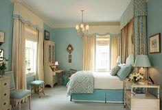 Washington, DC Master Bedroom - Kelley Interior Design, DC, MD, VA awesome bedroom colors