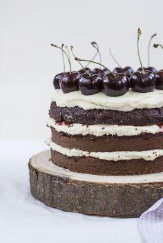 Black Forest Cake aneb Schwarzwaldský dort