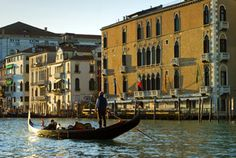 The Gritti Palace, Venice. Occupying a prestigious setting on the Grand Canal, The Gritti Palace was built in 1525 as residence of Doge Andrea Gritti. A leisurely short stroll from Piazza San Marco, the imposing palazzo awards rare views of Santa Maria della Salute.