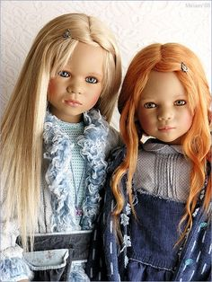 Annette Himstedt dolls from 2006