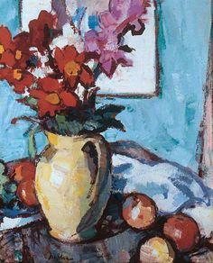 Still Life  by Samuel John Peploe