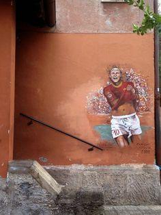 Streetart in the Garbatella neighbourhood -Roma Rome Italy, Urban Art, The Neighbourhood, Graffiti, 3d, Style, City Art, Swag, Street Art