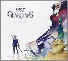 The Art of Rise of the Guardians: Amazon.es: Ramin Zahed, William Joyce, Alec Baldwin: Libros en idiomas extranjeros
