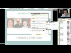 Using Moodle with a student centered curriculum