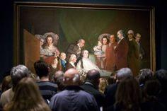 Londres recibe a Goya como la