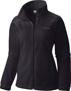 3ffd30aca47 Columbia Women s Benton Springs Full Zip Fleece Jacket