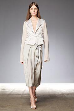 Donna Karan | Resort 2015 Collection | Style.com