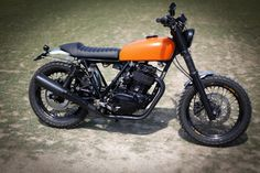 Garage Project Motorcycles - Honda FT500 by Rive Gauche Kustoms Rive...
