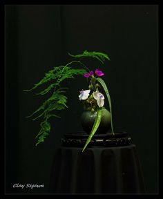 By Clayton Segawa-Ikebana Passion