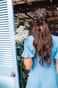 Braid hairstyle easy braid hairstyles braids fun b Box Braids Hairstyles, Unique Hairstyles, Amazing Hairstyles, Hairstyle Braid, Easy Pretty Hairstyles, Easy Hairstyles Tutorials, Braid Hair Tutorials, Easy Summer Hairstyles, Hairstyles Pictures
